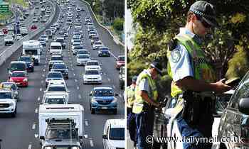 October long weekend double demerits will not be in place with most of NSW drivers stuck in lockdown