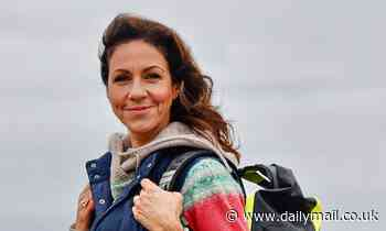 Put your boots on for boobs! Julia Bradbury urges walkers to help after revealing her breast cancer