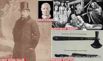 Frederick Deeming who killed his two wives and four children could be Jack the Ripper