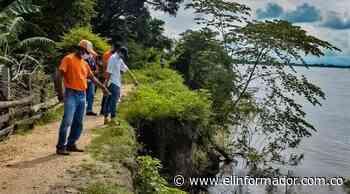 Mantienen vigilancia al río Magdalena a la altura de El Banco - El Informador - Santa Marta