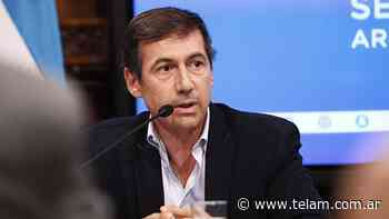 El senador Naidenoff anunció que se contagió de coronavirus y está aislado en Buenos Aires - Télam