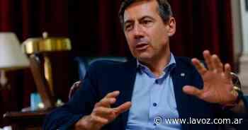 El senador Luis Naidenoff tiene coronavirus y está aislado en Buenos Aires - La Voz del Interior