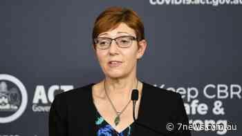 ACT records 25 new coronavirus cases - 7NEWS