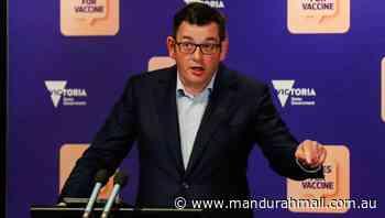 New Bendigo coronavirus case as regional 'vaccinated economy' trial starts - Mandurah Mail