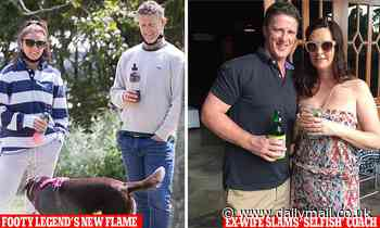 Damien Hardwick steps out with younger new girlfriend as heartbroken ex-wife breaks her silence AFL