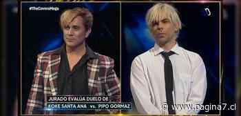 Looks de Pipo Gormaz y Koke Santa Ana generaron insistente comparación de televidentes de The Covers - Página 7