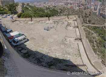 Alicante restaura el Baluarte de Santa Ana del Castillo de Santa Bárbara - Alicantepress.com