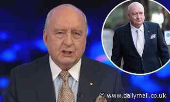Alan Jones, 80, set to return to Sky News after undergoing 'painful' knee reconstruction surgery