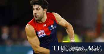 The curious case of Petracca's 40th possession