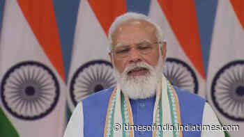 Modi in US: 'Music has inherent ability to unite', says PM in address to Global Citizen Live programme