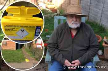 Mid Sussex residents outraged at council's new sharps boxes policy