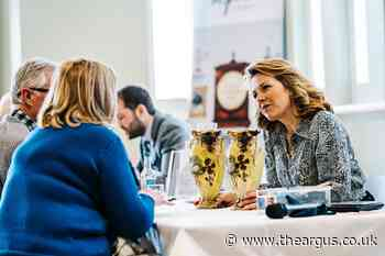 TV expert Christina Trevanion offers free antiques valuations