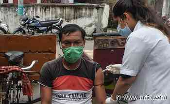 28326 Fresh COVID-19 Cases In India, 4.3% Lower Than Yesterday - NDTV