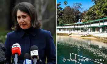Gladys Berejiklian fumbles while trying to if Covid unvaccinated can go to pools in NSW