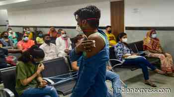 Coronavirus India Live Updates: India records 28,326 new Covid-19 cases, 260 deaths - The Indian Express