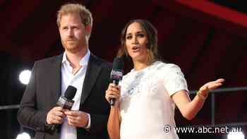 Prince Harry and Meghan lend voices to world-spanning concert for climate and vaccines