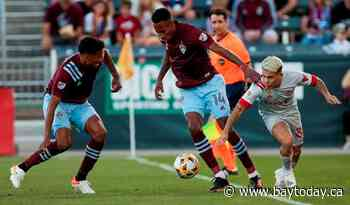 Two views of a 0-0 draw: A point won by Toronto FC but two points lost by Colorado