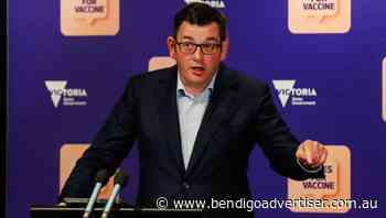 New Bendigo coronavirus case as regional 'vaccinated economy' trial starts - Bendigo Advertiser