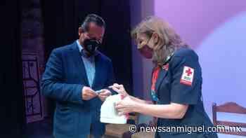 Cruz Roja San Miguel de Allende arranca su colecta virtual: esperan recaudar 1 millón de pesos - News San Miguel