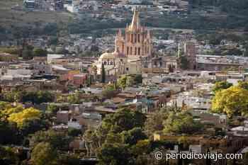 """San Miguel de Allende, """"Mejor ciudad del mundo"""" en 2021 - Periódico Viaje"""
