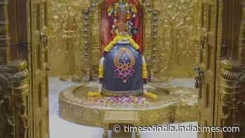 Darshan at Shree Somnath Temple, First Jyotirlinga, 26-September-2021