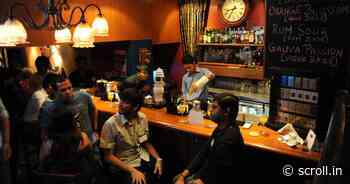 Coronavirus: Kerala allows bars to reopen, fully-vaccinated customers can dine at restaurants - Scroll.in