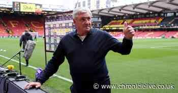 Steve Bruce's honest admission after Newcastle United's winless start to season