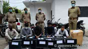 Fake job racket busted in Noida, 7 arrested; desktops and laptops recovered