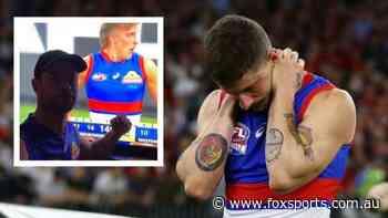 Bulldogs star's sad reply to Thor's heartfelt Grand Final post
