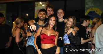 Students let their hair down on final night of Freshers after week-long partying
