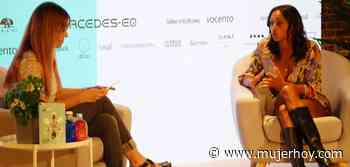 La medallista olímpica Ana Peleteiro se sincera en el Mercedes-EQ Welife Festival sobre la importancia de la s - Mujerhoy.com