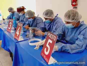 Este sábado se vacunará en Quines, Villa Mercedes y San Luis - Agencia de Noticias San Luis