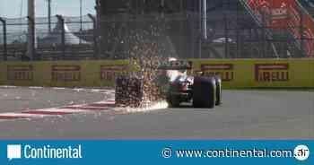 F1 en Rusia: previsible dominio de Mercedes, Red Bull perdido en el pelotón - Continental Radio AM 590