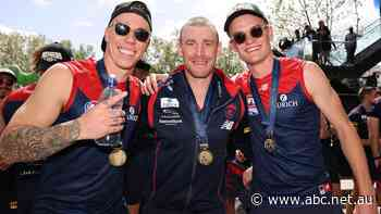 The premiership drought is busted but Dees are just getting started, Goodwin warns