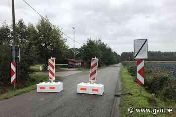 Oude Westmeerbeekseweg blijft geknipt (Westerlo) - Gazet van Antwerpen