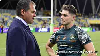 'Gives us a chance to be grumpy': Why Rennie was left far from impressed by Wallabies win