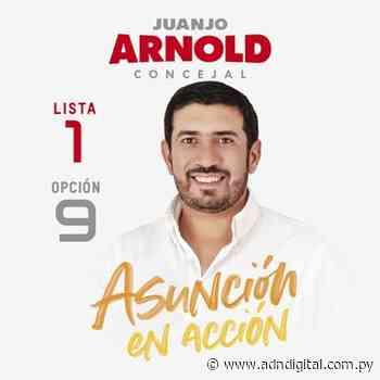 """Candidato a concejal propone un """"cinturón industrial"""" en Asunción para reactivar la economía - ADN Digital"""
