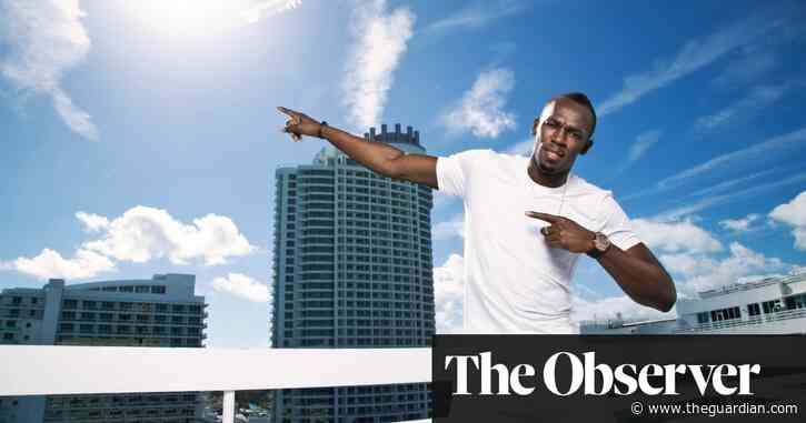 'Anything I do, I want to be the best': Usain Bolt
