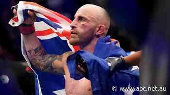Alex Volkanovski retains his UFC featherweight title with epic win over Brian Ortega