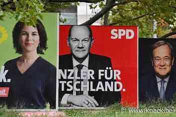 Duitsers naar de stembus