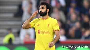 'He will probably be quickest to 150 goals too!' - Klopp hails 'exceptional' Salah after he brings up Liverpool ton