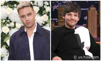 Liam Payne and Louis Tomlinson talk about a possible One Direction reunion - HOLA USA
