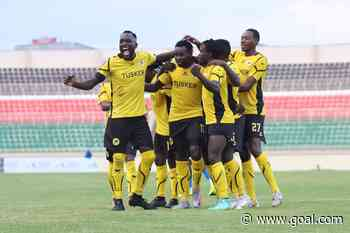 Meja and key players for Tusker in the FKF Premier League new season