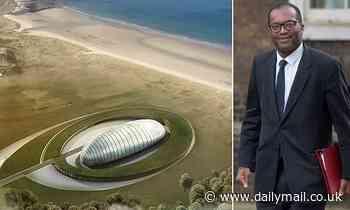 Kwasi Kwarteng poised to approve 16 mini nuclear reactors in bid to hit 2050 net zero target