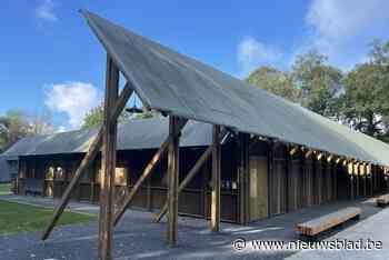Palingbeek krijgt nieuw infopunt, speelzone en natuurbelevingscentrum