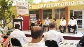 Inaugura SETAB laboratorio de Gastronomía del Instituto Tecnológico Superior de Comalcalco - XeVT 104.1 FM | Telereportaje