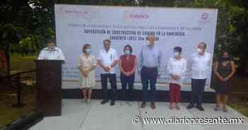 Gobernador de Tabasco realiza gira de trabajo en Comalcalco - Diario Presente