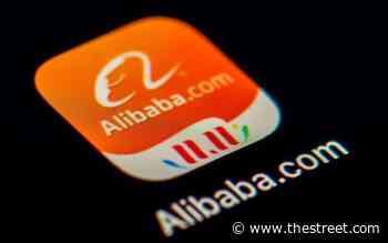 Alibaba Stock Slumps As Beijing Crackdown, Evergrande Woes Dent China Sentiment - TheStreet