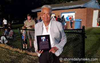 Dent inducted into Northampton Sports Hall of Fame - Shore Daily News
