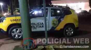 Homem é detido após incendiar colchão e ameaçar família - Tarobá News